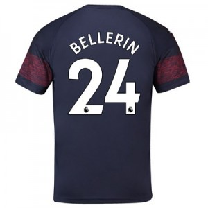 Arsenal Away Shirt 2018-19 - Outsize with Bellerin 24 printing