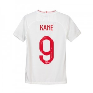 England Home Stadium Shirt 2018 - Kids with Kane 9 printing