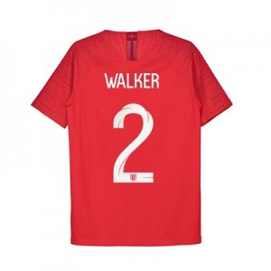 England Away Vapor Match Shirt 2018 - Kids with Walker 2 printing