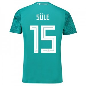 Germany Away Shirt 2018 with Sule 15 printing
