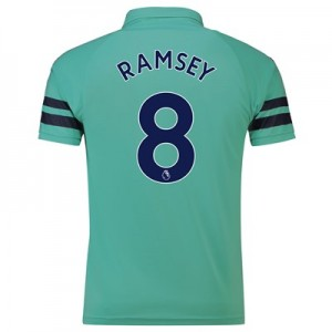 Arsenal Third Shirt 2018-19 - Outsize with Ramsey 8 printing