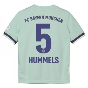 Bayern Munich Away Shirt 2018-19 - Womens with Hummels 5 printing