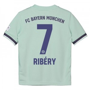 Bayern Munich Away Shirt 2018-19 - Womens with Ribéry 7 printing