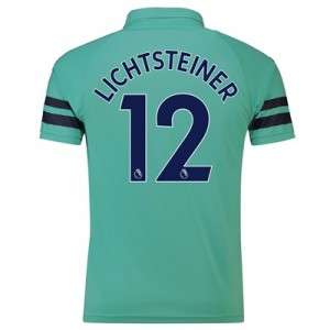 Arsenal Third Shirt 2018-19 - Outsize with Lichtsteiner 12 printing