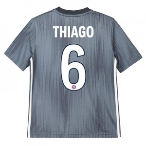 Bayern Munich Third Shirt 2018-19 - Kids with Thiago 6 printing