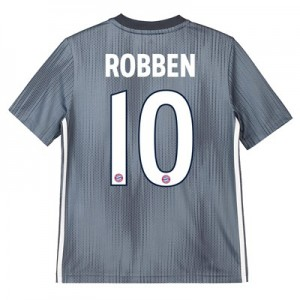 Bayern Munich Third Shirt 2018-19 - Kids with Robben 10 printing