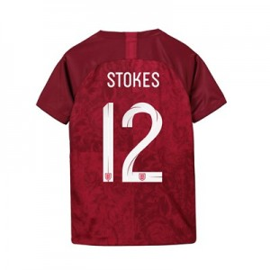 England Away Stadium Shirt 2019-20 - Kids with Stokes  12 printing