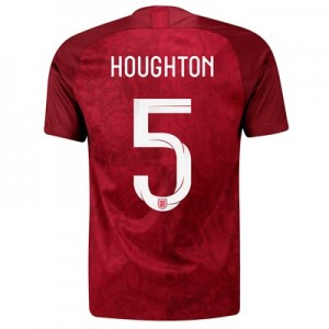England Away Stadium Shirt 2019-20 - Men's with Houghton 5 printing