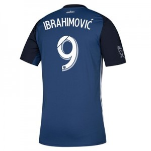 LA Galaxy Secondary Shirt 2019 - Kids with Ibrahimovic  9 printing
