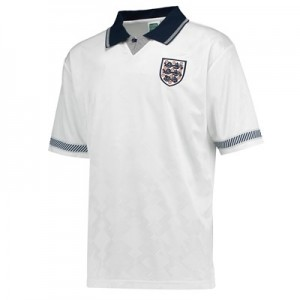 England 1990 World Cup Finals Shirt