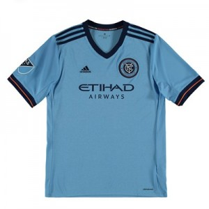 New York City FC Home Shirt 2018 - Kids