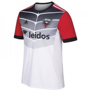 DC United Away Shirt 2018 - Kids
