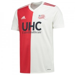 New England Revolution Away Shirt 2018