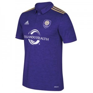 Orlando City SC Home Shirt 2018