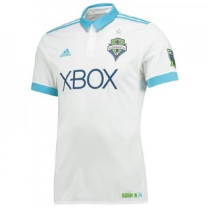 Seattle Sounders Authentic Away Shirt 2018