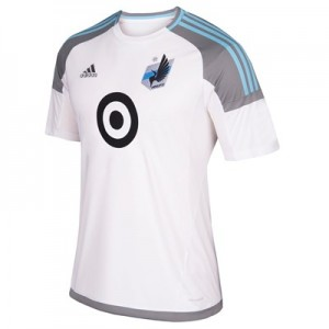 Minnesota United Away Shirt 2018