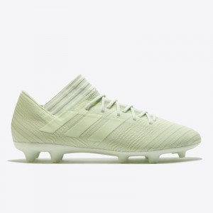 adidas Nemeziz 17.3 Firm Ground Football Boots - Green