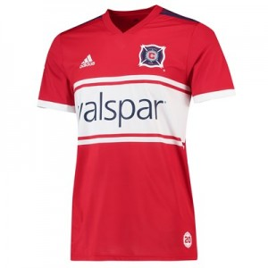 Chicago Fire Primary Shirt 2019