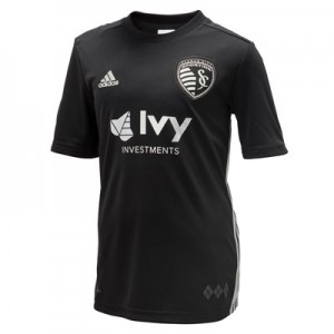 Sporting Kansas City Secondary Shirt 2019