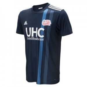 New England Revolution Primary Shirt 2019
