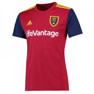Real Salt Lake Primary Shirt 2019