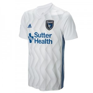 San Jose Earthquakes Secondary Shirt 2019
