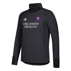 Orlando City SC Warm Top - Black