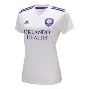 Orlando City SC Secondary Shirt 2019 - Womens