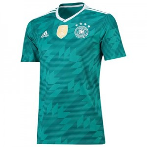 Germany Away Shirt 2018