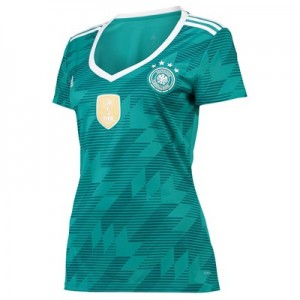 Germany Away Shirt 2018 - Womens