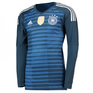 Germany Home Goalkeeper Shirt 2018