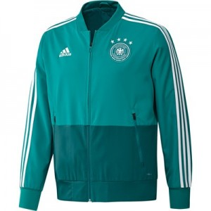 Germany Training Presentation Jacket - Green