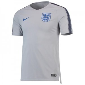 England Squad Training Top - Grey - Kids