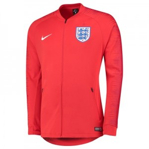 England Anthem Jacket - Red