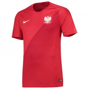 Poland Away Stadium Shirt 2018