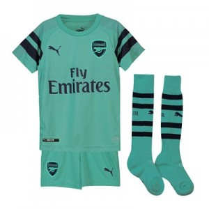 Arsenal Third Mini Kit 2018-19