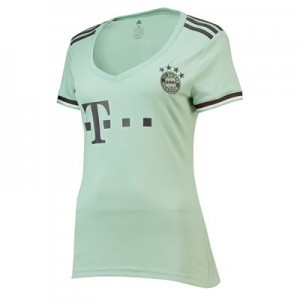 FC Bayern Away Shirt 2018-19 - Womens