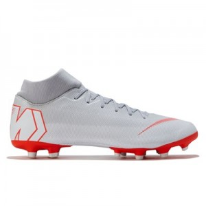 Nike Mercurial Superfly 6 Academy Multi-Ground Football Boots - Grey
