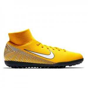 Nike MercurialX Superfly 6 Club NJR Astroturf Trainers - Yellow