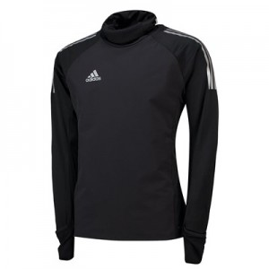 adidas Tango Ultimate Training Warm-Up Top - Black