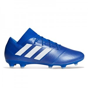 adidas Nemeziz 18.2 Firm Ground Football Boots - Blue