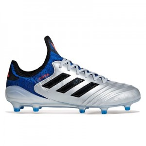adidas Copa 18.1 Firm Ground Football Boots - Silver