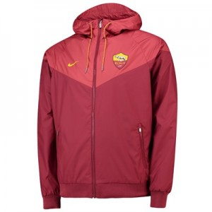 AS Roma Authentic Widrunner - Red