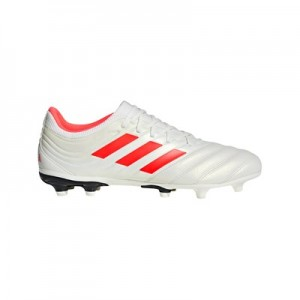 adidas Copa 19.3 Firm Ground Football Boots - White