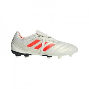 adidas Copa 19.2 Firm Ground Football Boots - White