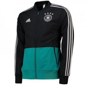 Germany Presentation Jacket - Black