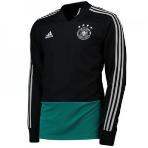 Germany Training Top - Black