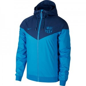 Barcelona Authentic Windrunner - Blue