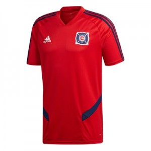 Chicago Fire Training Shirt 2019 - Red