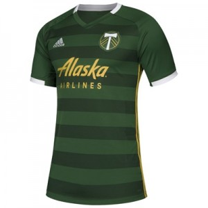 Portland Timbers Primary Shirt 2019